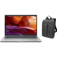"""Asus D509DJ-EJ119Z42 AMD Ryzen 7 3700U 12GB 256GB SSD MX230 Windows 10 Pro 15.6"""" FHD Taşınabilir Bilgisayar + Çanta"""