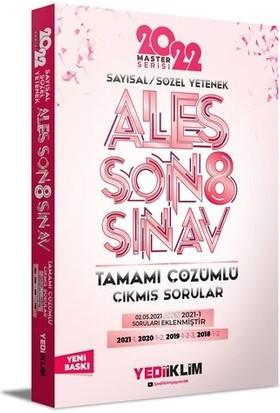 Yediiklim Yayınları ALES 2022 Sayısal-Sözel Yetenek Tamamı Çözümlü Son 8 Sınav Çıkmış Sorular