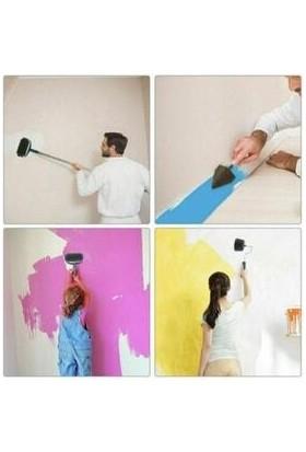 Paint Roller Damlatmayan Boya Rulosu Kolay Zahmetsiz Boyama Seti