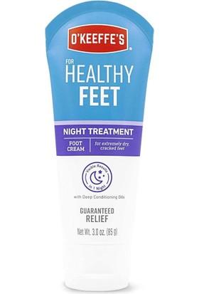 O'keeffe's Healthy Feet Ayaklar Için Gece Bakım Kremi 85GR