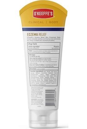 O'keeffe's Eczema Relief Vücut Kremi 227GR