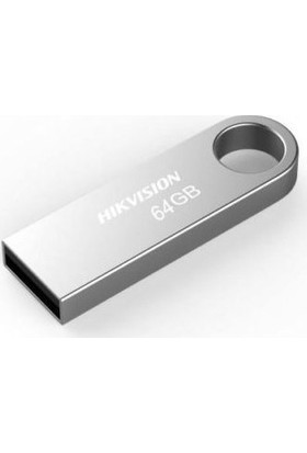 Hikvision 64 GB USB 2.0 Metal Kasa Flash Bellek