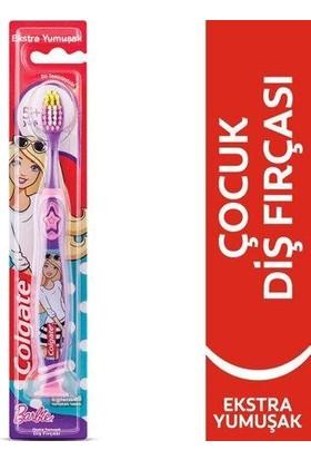 Colgate Barbie & Batman Çocuk Diş Fırçası 5 + Yaş