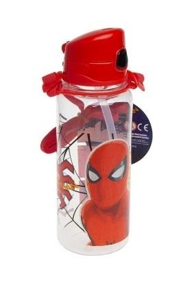 Frocx Spider-Man Şeffaf Matara 500 ml 78748