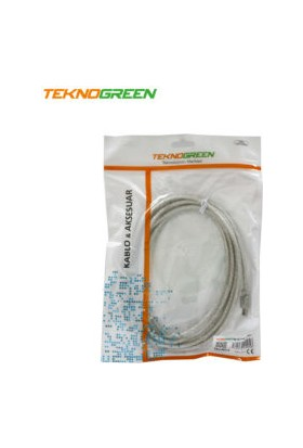 Teknogreen Yazıcı Kablo 3 M Hadron TKU-2003