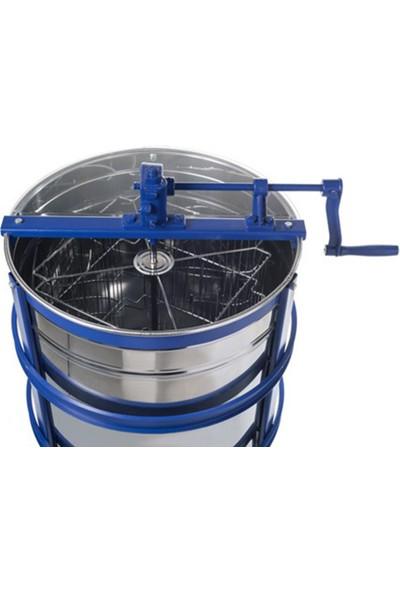 Sezer Arıcılık Bal Süzme Makinesi 4'lü Krom