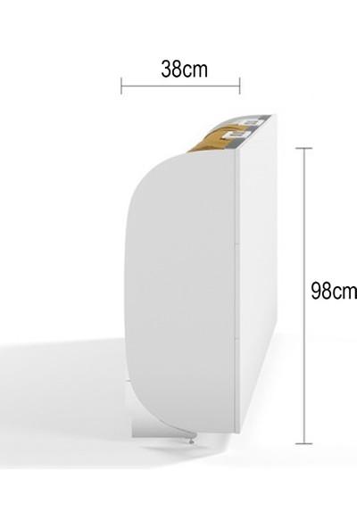 Gaysan Simple Yan Açılır Duvar Yatağı