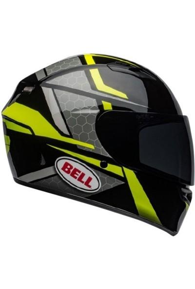 Bell Ps Qualıfıer Flare Black Black-Hıvız Kapalı Kask Xl