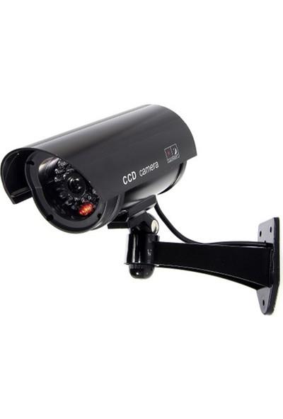 Sahte Güvenlik Kamerası LED Işıklı Kamera Caydırıcı Sistem