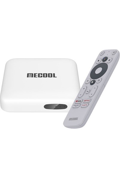 Mecool Km2 Lisanslı 4K Android Medya Player