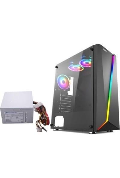 Vento VG09A 700 W Led Fanlı E-ATX Oyuncu Kasa