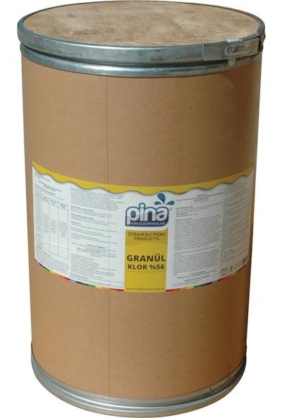 Pina Granül Toz Klor %56 (25KG) (Güçlendirilmiş Ambalaj!)