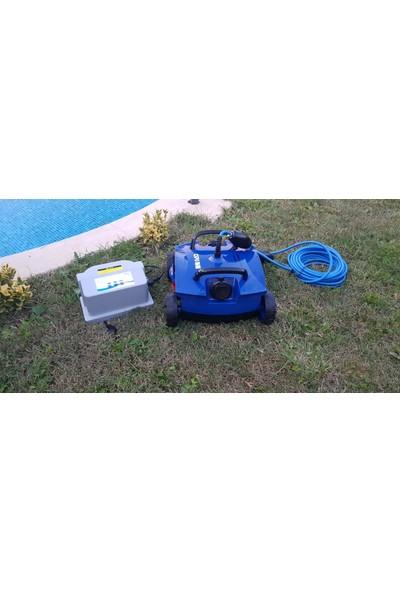 Pina Cıpu P100 Havuz Temizlik Robotu (Zemin) (6X12MT Havuz)