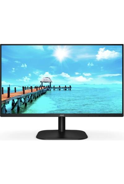 """AOC 27B2H/EU 27"""" 75Hz 4ms (HDMI+VGA) Full HD LED Monitör"""