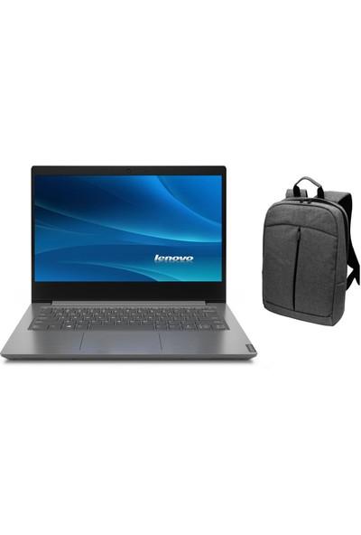 """Lenovo V14-ADA AMD Ryzen 3 3250U 8GB 256GB SSD Freedos 14"""" FHD Taşınabilir Bilgisayar 82C6008CTXZ27 + Çanta"""