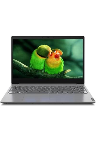 "Lenovo V15 Intel Core i3 1005G1 20GB 1TB + 128GB SSD Freedos 15.6"" FHD Taşınabilir Bilgisayar 82C500JFTX24"