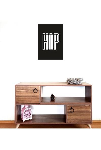 Doğal Dekor Hip Hop Duvar Tablosu