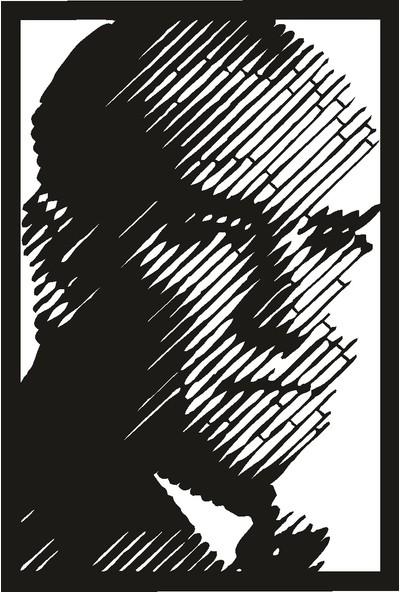 Doğal Dekor Mustafa Kemal Atatürk 6 Duvar Tablosu