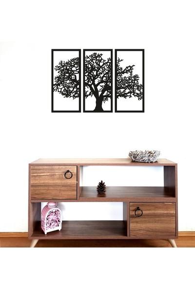 Doğal Dekor Tree Of Life Duvar Tablosu