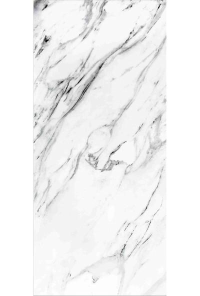 Walldeco Beyaz Mermer Desenli Yapışkanlı Folyo ANKRFLY0002 60*500CM
