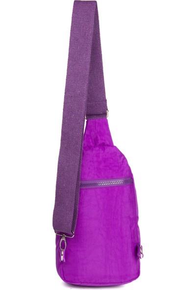 Strong Bag Strong Krinkıl Omuz ve Göğüs Çantası, Body Bag Çapraz Sırt Çantası NP1031