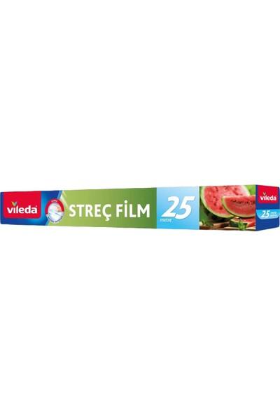 Vileda Streç Film 25 Metre