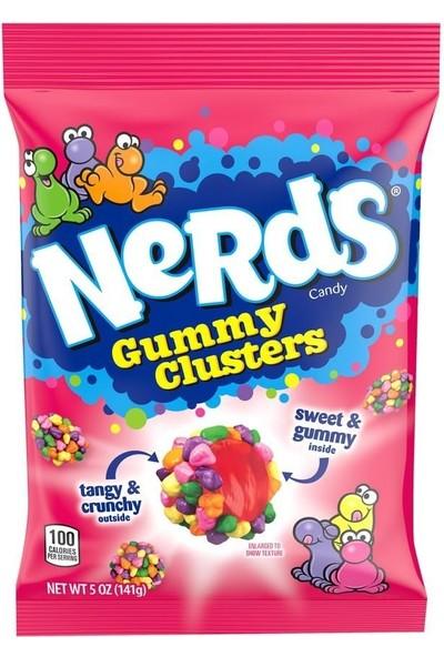 Nerds Gummy Clusters 141 gr