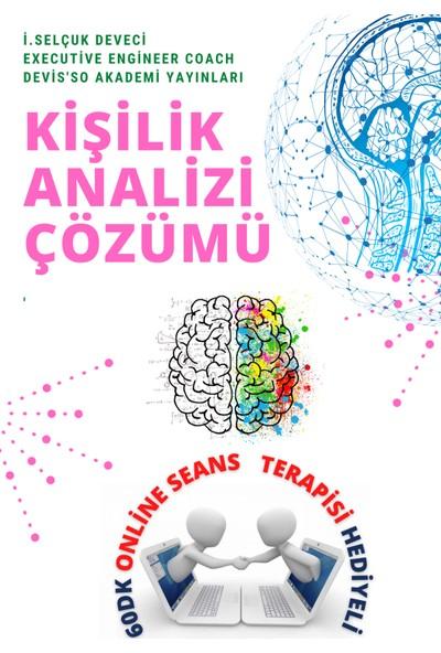 Hayat Elimde Kişilik Analizi Eğitimi 60 dk Online Seans Terapisi