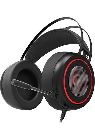 Rampage Sn-R7 Mesh Gaming Mikrofonlu Kulaklık