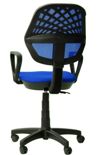 Orianna Design Mavi Fileli Bilgisayar Oyuncu Koltuğu Ofis Çalışma Sandalyesi Koltuğu Döner Sandalye