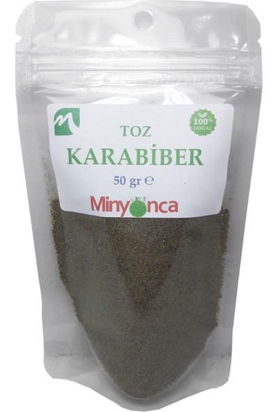 Minyonca Toz Karabiber 50 gr