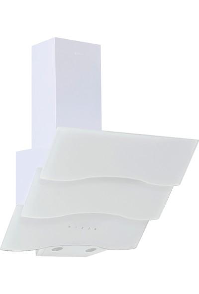 Ferre White Gold Plus 3'lü Ankastre SET(6005 FIRIN+KA013 OCAK+D024 Davlumbaz)