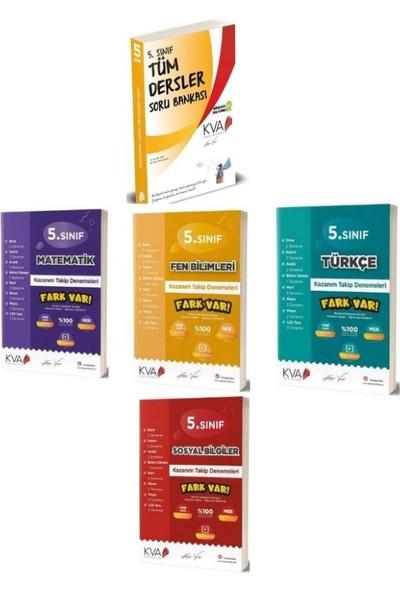 Koray Varol 5. Sınıf Tüm Dersler Soru Bankası ve Deneme Seti