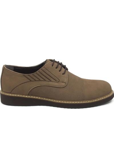Luis Figo Içi Dışı Deri Erkek Rahat Günlük Yazlık Bağcıklı Klasik Ayakkabı 40-44