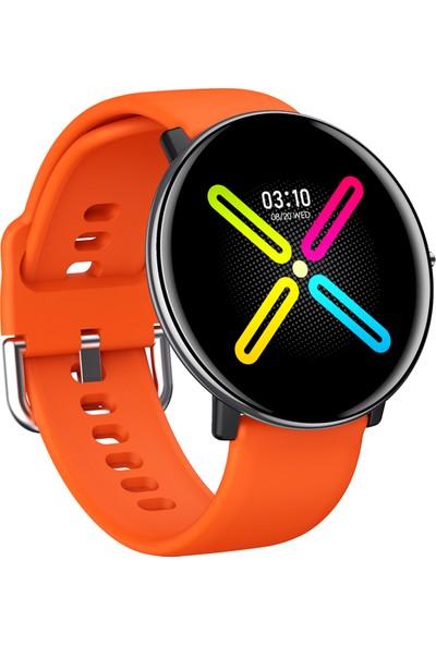 """Domiwear 1.3"""" Akıllı Saat Tam Dokunmatik Ekran Spor (Yurt Dışından)"""