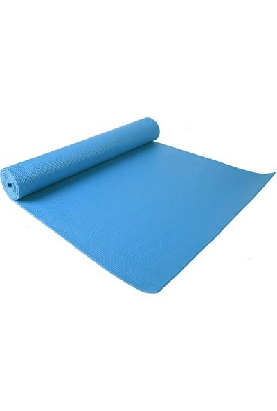 Amazonbasics Amazon Ithal Mavi Yoga Matı Pilates Minderi