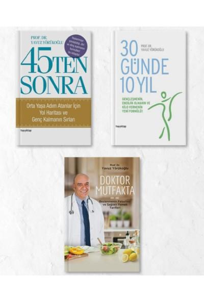 45'ten Sonra - 30 Günde 10 Yıl - Doktor Mutfakta