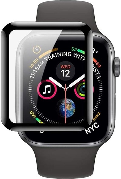 UKS Case Apple Watch Seri 4 40MM Full Cover Set + Ekran Koruyucu