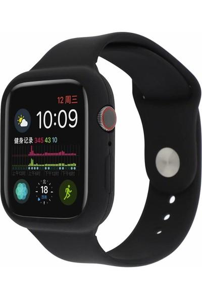 UKS Case Apple Watch Seri 4 44MM Full Cover Set + Ekran Koruyucu