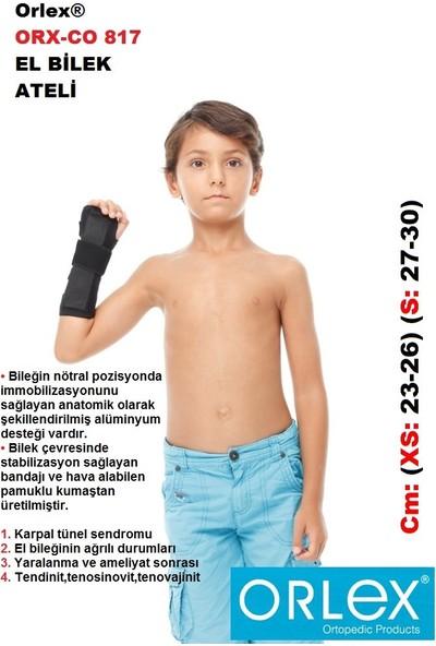 Orlex Orx-Co 817 El Bilek Ateli (Çocuk) Tendinit,tenosinovit,tenovajinit, Karpal Tünel Sendromu
