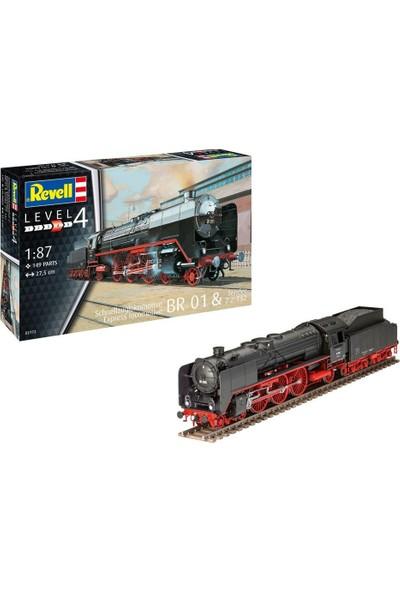 Revell Maket Model Kit Express Locomotive 2172