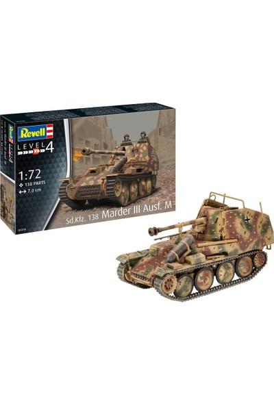 Revell Maket Model Kit Sd Kfz 13+8 03316