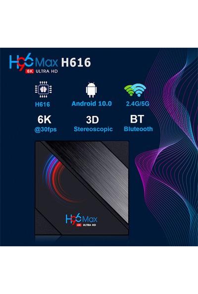 Generic Q Box 4 Çekirdekli Android 6.0[2GB/16GB]SMART Tv Box Amlogic S905+ I86 Klavye (Yurt Dışından)
