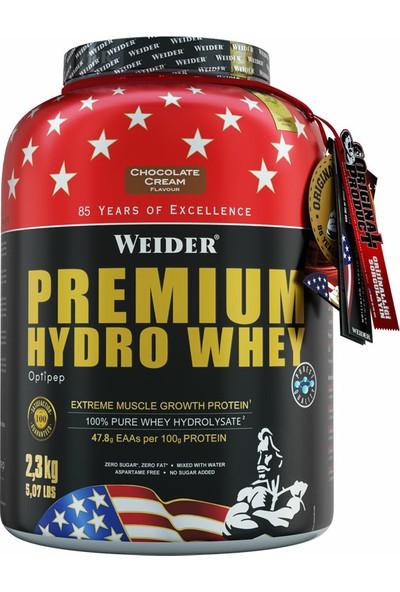 Weider Premium Hydro Whey Protein Tozu 2300 gr Çikolata-Kreme