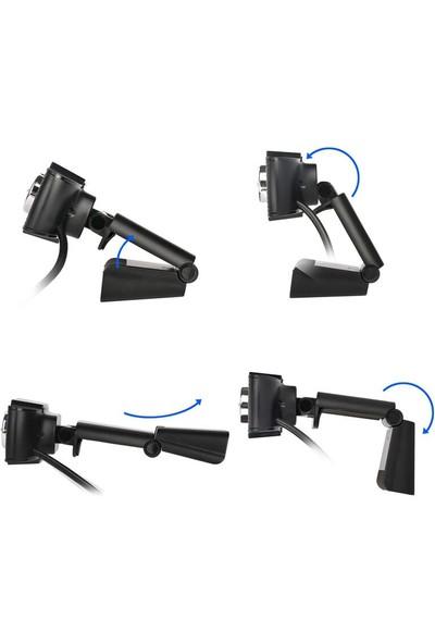 Valx Webcam 480P Mikrofonlu Valx VC-480