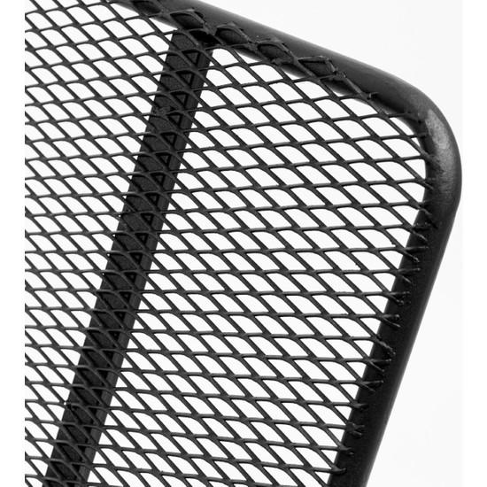 Retodesign Metal Sallanan Sandalye/ Bebek Emzirme Koltuğu/baba Koltuğu 1085