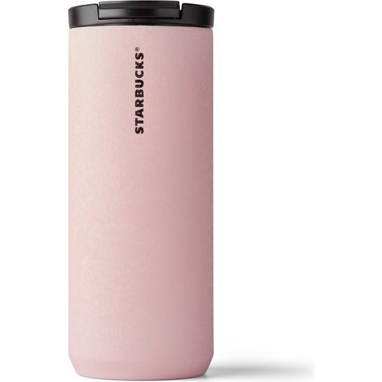 Starbucks Pembe Renkli Termos 355ML