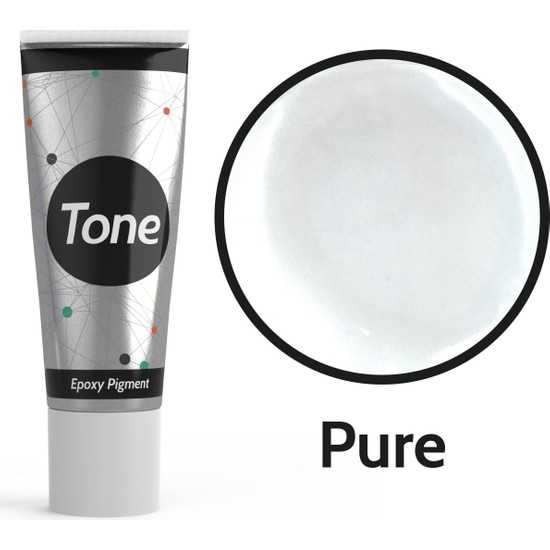 Resinin Tone Pearl Pure Sedef Epoksi Pigment Renklendirici 25 ml