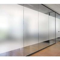 Hakel 50 x 100 cm Cam Kumlama Folyosu Kendinden Yapışkanlı Buzlu Cam Folyo