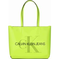 Calvin Klein Neon Kadın Omuz Askılı Çanta